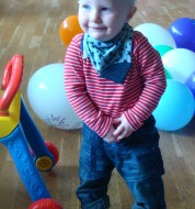 Kirsty Rory 1st Bday 1