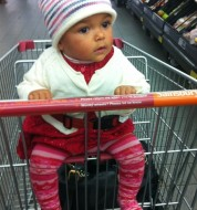 Olivia Anna trolley first time