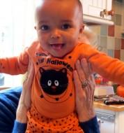 Olivia Halloween